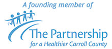 A founding member of The Partnership for a Healthier Carroll County